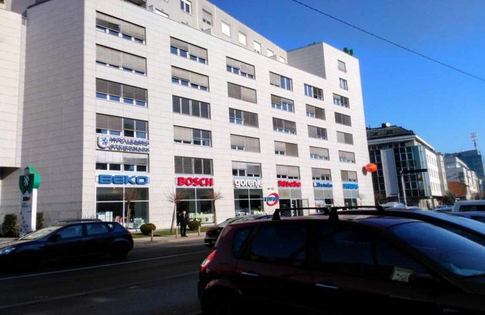 Kamena ventilirajuća fasada na ankere - Zagreb #3