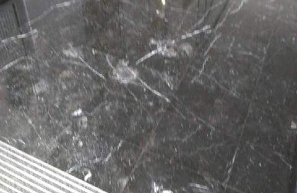HTS - stubište - mramor (Nero MarQuinia) #2
