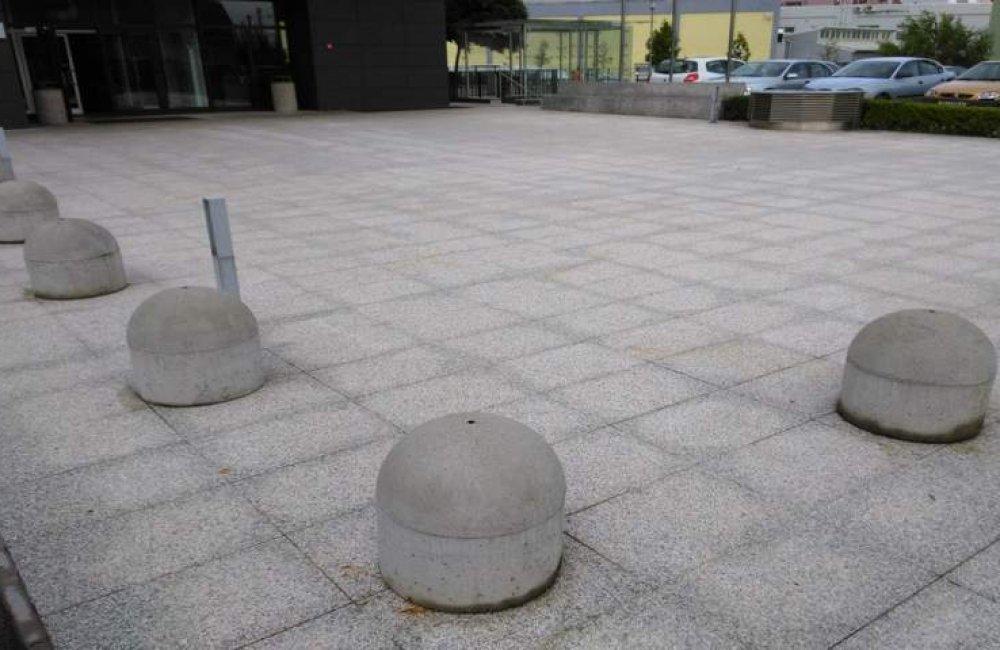 Narodne Novine - Zagreb - granit (Bianco sardo) #5